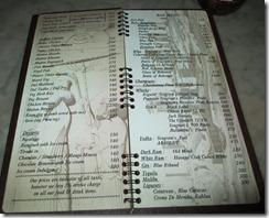 shisha-menu
