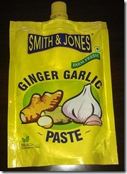 ginger-garlic
