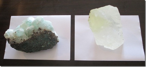 Minerals from Karla Cave