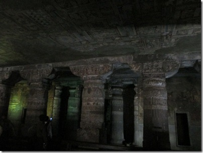 Ajanta prayer hall