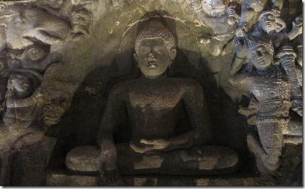 Ajanta Buddha, cave 26
