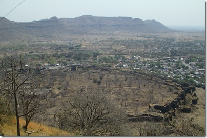 Daulatabad view