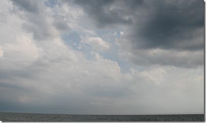 Cape Cod clouds