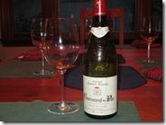 2005 Chateauneuf du Pape Chant Perdrix