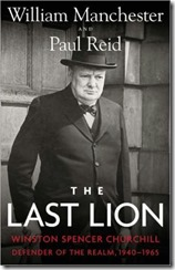 The Last Lion on Amazon