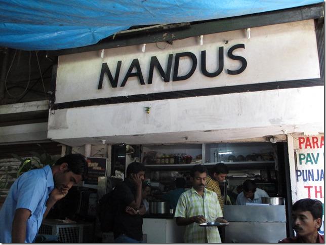 Nandu's Parathas