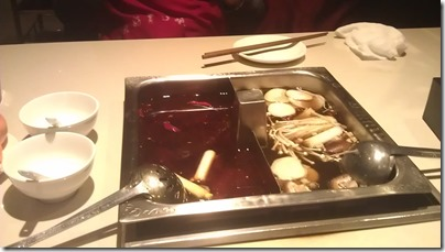 Beijing hot-pot