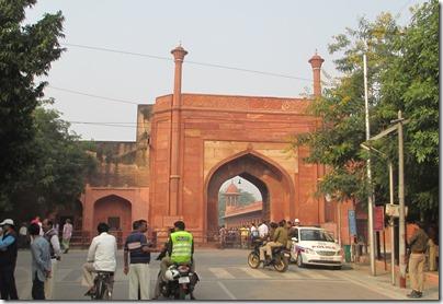 Outer gates
