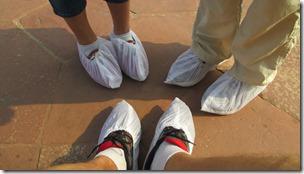 Shoe muffs
