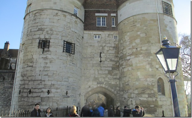 Tower of London Entrance