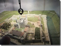 Tower of London diorama