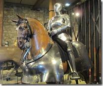 Mounted armor
