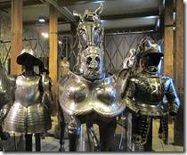 Various armors