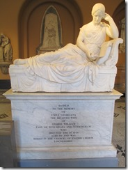 Monument to Emily Georgiana, Lady Winchilsea