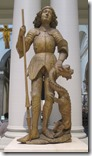 St. George & the Dragon, 1480