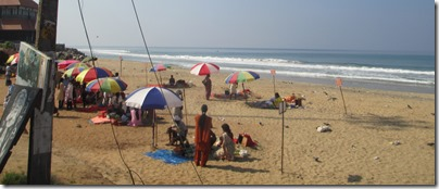 Papanasam Beach