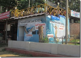 Papanasam Surf School