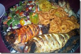 Seafood, Varkala-style
