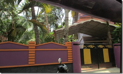 Bungalow in Kerala